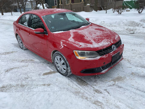 2013 Volkswagen Jetta for sale at RIVER AUTO SALES CORP in Maywood IL