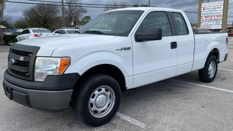 2014 Ford F-150 for sale at T.S. IMPORTS INC in Houston TX