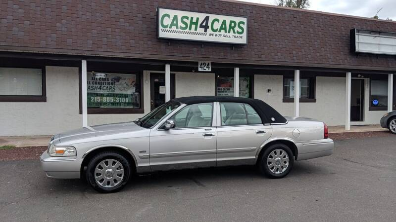 2007 Mercury Grand Marquis for sale at Cash 4 Cars in Penndel PA