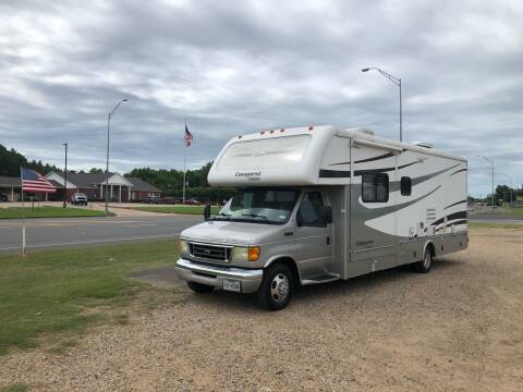 2003 Ford E-Series Chassis for sale at S & R RV Sales & Rentals, LLC in Marshall TX