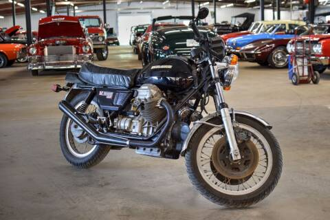 1979 Moto Guzzi v1000 g5 for sale at Hooked On Classics in Watertown MN