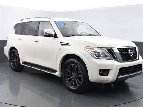 2019 Nissan Armada for sale at Tim Short Auto Mall in Corbin KY
