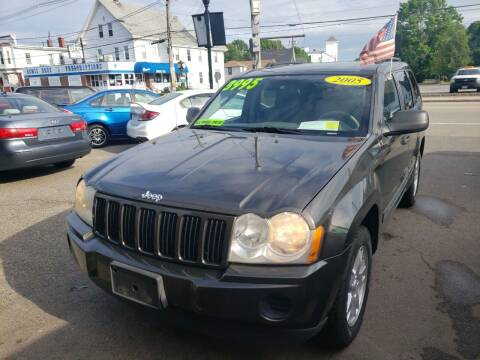 2005 Jeep Grand Cherokee for sale at TC Auto Repair and Sales Inc in Abington MA