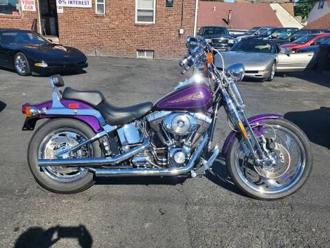 2001 Harley-Davidson FXSTSI Softail Springer for sale at Kar Connection in Little Ferry NJ