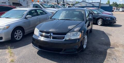 2012 Dodge Avenger for sale at Memphis Auto Sales in Memphis TN
