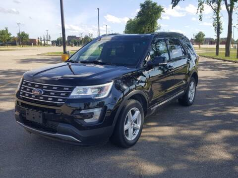 2016 Ford Explorer for sale at Northstar Auto Brokers in Fargo ND