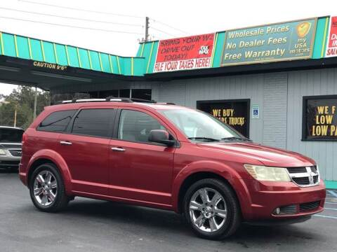 2009 Dodge Journey for sale at my USA motors - (Bad Credit? MYBUYHEREPAYHERE.com) in Brooksville FL