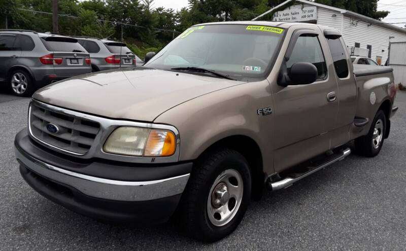 2003 Ford F-150 for sale at Bik's Auto Sales in Camp Hill PA