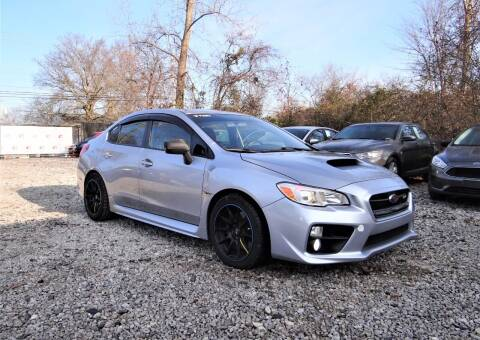 2016 Subaru WRX for sale at Premier Auto & Parts in Elyria OH