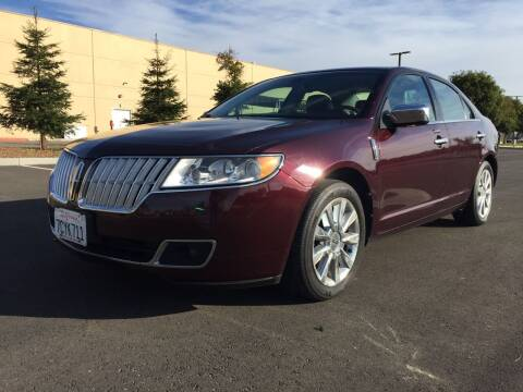 2011 Lincoln MKZ for sale at 707 Motors in Fairfield CA