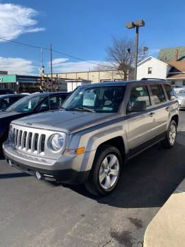 2017 Jeep Patriot for sale at Red Top Auto Sales in Scranton PA