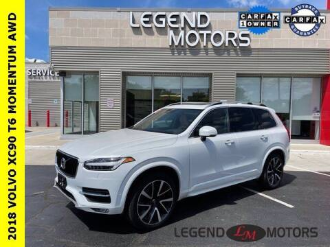 2018 Volvo XC90 for sale at Legend Motors of Waterford in Waterford MI