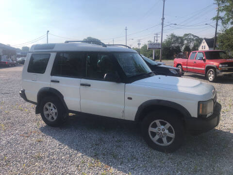 2003 Land Rover Discovery for sale at DM Motors Inc in Maple Heights OH