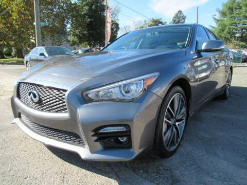 2015 Infiniti Q50 for sale at PRESTIGE IMPORT AUTO SALES in Morrisville PA