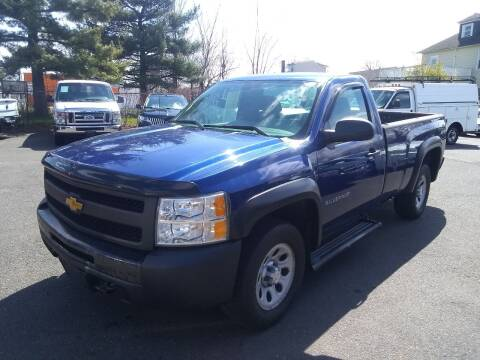 2013 Chevrolet Silverado 1500 for sale at Wilson Investments LLC in Ewing NJ
