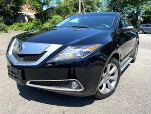 2012 Acura ZDX for sale at Rockland Automall - Rockland Motors in West Nyack NY