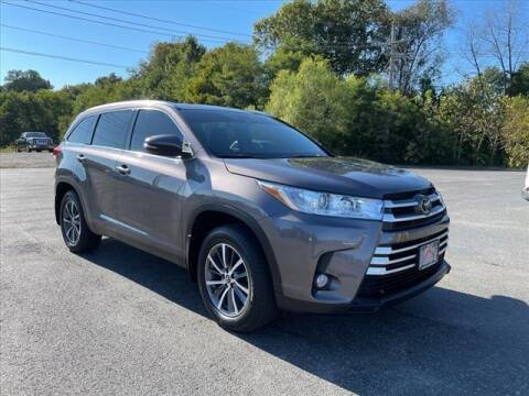 2019 Toyota Highlander for sale at Gillie Hyde Auto Group in Glasgow KY