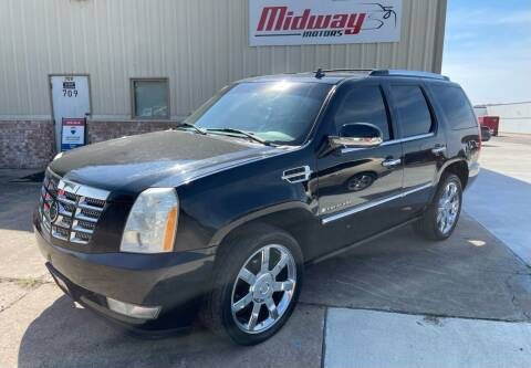 2008 Cadillac Escalade for sale at Midway Motors in Conway AR