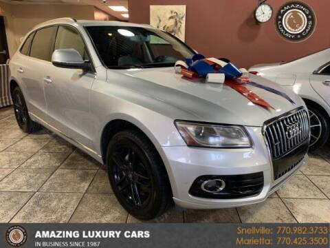 2014 Audi Q5 for sale at Amazing Luxury Cars in Snellville GA