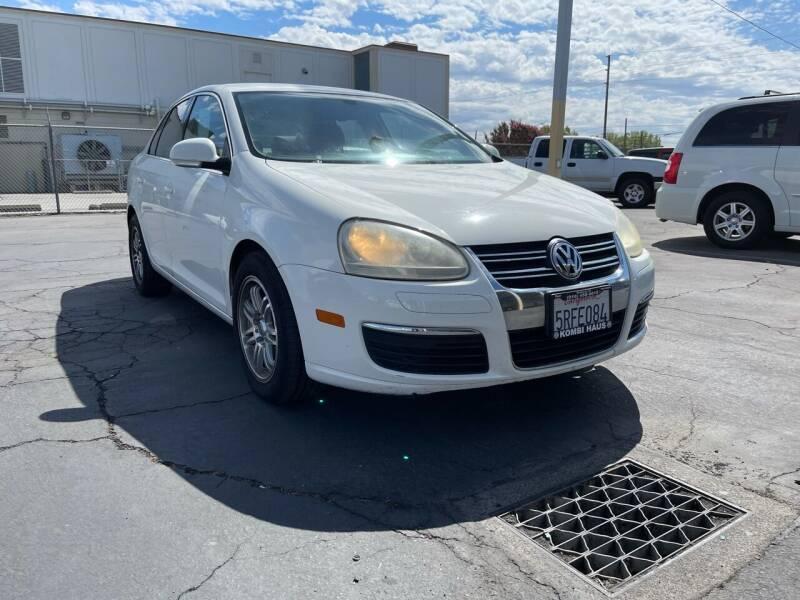 2005 Volkswagen Jetta for sale at Express Auto Sales in Sacramento CA