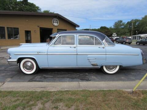 1953 Mercury Monterey for sale at Bill Smith Used Cars in Muskegon MI