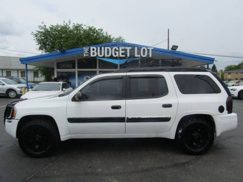 2005 GMC Envoy XL for sale at THE BUDGET LOT in Detroit MI