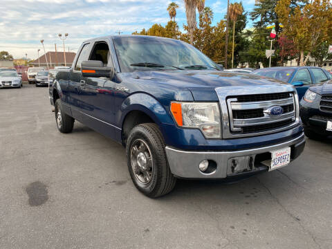 2014 Ford F-150 for sale at San Jose Auto Outlet in San Jose CA