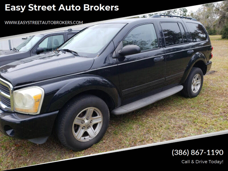 2005 Dodge Durango for sale at Easy Street Auto Brokers in Lake City FL