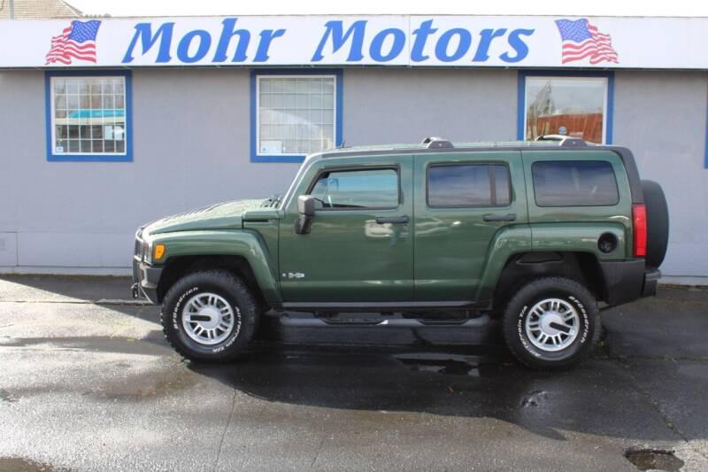 2006 HUMMER H3 for sale at Mohr Motors in Salem OR