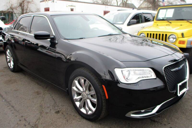 2015 Chrysler 300 for sale at Exem United in Plainfield NJ