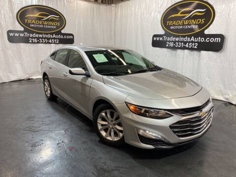 2019 Chevrolet Malibu for sale at TRADEWINDS MOTOR CENTER LLC in Cleveland OH