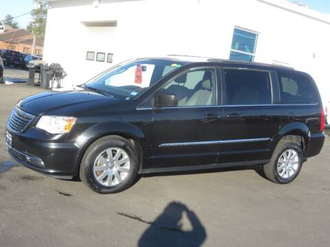 2016 Chrysler Town and Country for sale at Price Auto Sales 2 in Concord NH