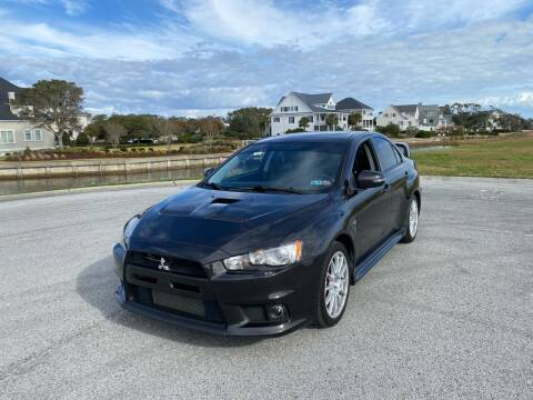2015 Mitsubishi Lancer Evolution for sale at Select Auto Sales in Havelock NC