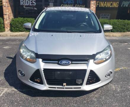 2014 Ford Focus for sale at Washington Motor Company in Washington NC