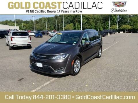 2018 Chrysler Pacifica for sale at Gold Coast Cadillac in Oakhurst NJ