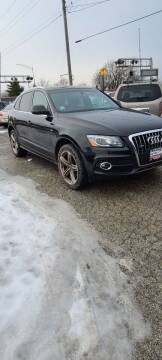 2010 Audi Q5 for sale at Chicago Auto Exchange in South Chicago Heights IL