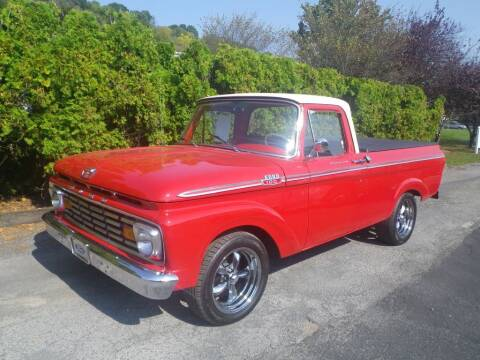 1963 Ford F-100 for sale at VICTORY AUTO in Lewistown PA