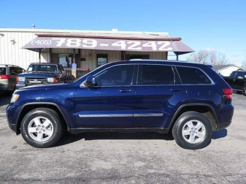 2012 Jeep Grand Cherokee for sale at United Auto Sales in Oklahoma City OK