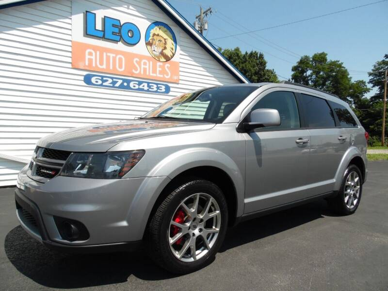 2019 Dodge Journey for sale at Leo Auto Sales in Leo IN