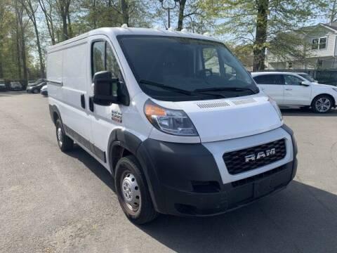 2019 RAM ProMaster Cargo for sale at EMG AUTO SALES in Avenel NJ