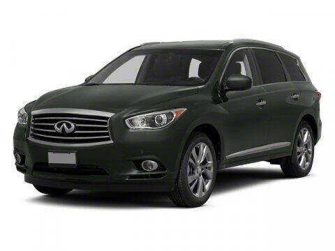 2013 Infiniti JX35 for sale at J T Auto Group in Sanford NC