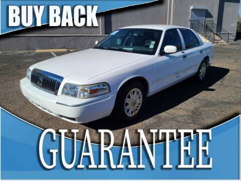 2007 Mercury Grand Marquis for sale at Reliable Auto Sales in Las Vegas NV