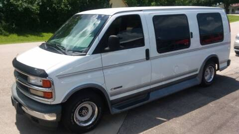 1996 Chevrolet Express for sale at NJ Quality Auto Sales LLC in Richmond IL