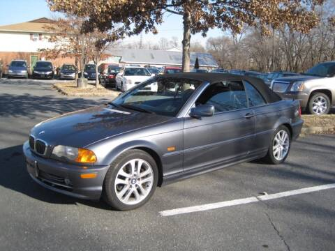 2001 BMW 3 Series for sale at Auto Bahn Motors in Winchester VA