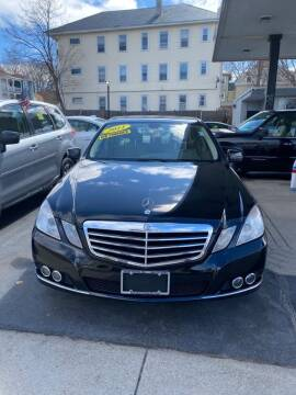 2011 Mercedes-Benz E-Class for sale at Olsi Auto Sales in Worcester MA