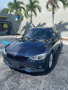 2016 BMW 3 Series for sale at YOUR BEST DRIVE in Oakland Park FL
