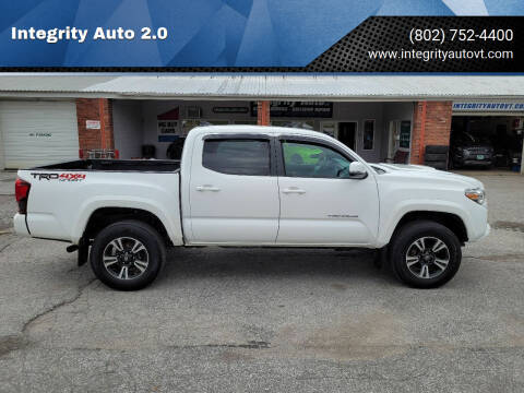 2019 Toyota Tacoma for sale at Integrity Auto 2.0 in Saint Albans VT