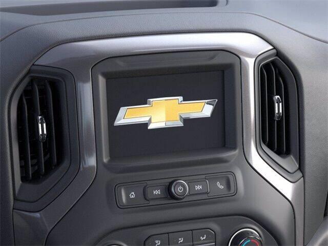 2020 Chevrolet Silverado 1500 4x2 Custom 4dr Double Cab 6.6 ft. SB - San Antonio TX