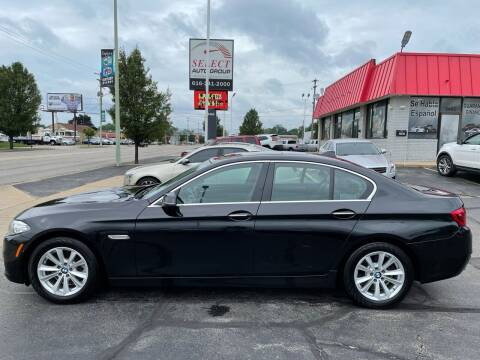 2015 BMW 5 Series for sale at Select Auto Group in Wyoming MI