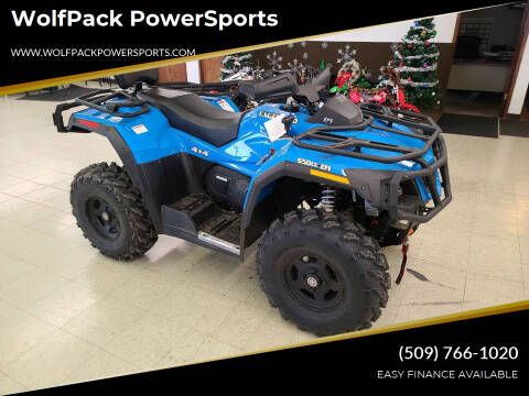 2020 HISUN TACTIC 550 for sale at WolfPack PowerSports in Moses Lake WA